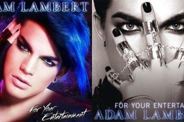 Adam Lambert e gli 8 anni di For Your Entertainment: 'costretto a realizzare due copertine, per alcuni rivenditori ero troppo gender fluid'