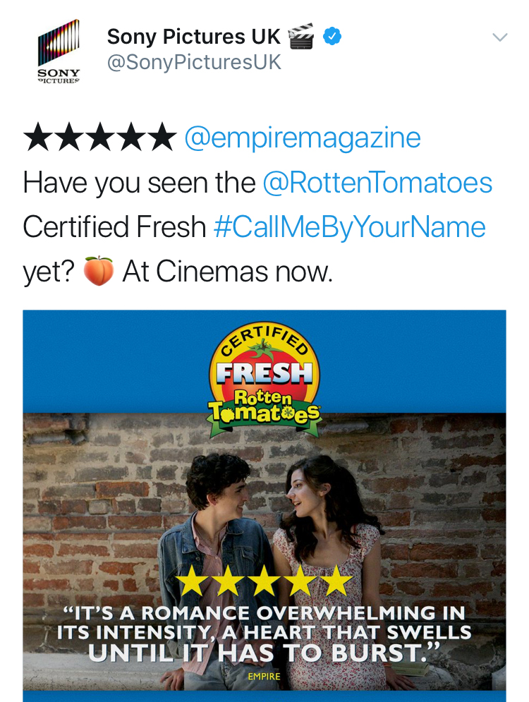 Call-Me-By-Your-Name-Sony-Pictures-Tweet