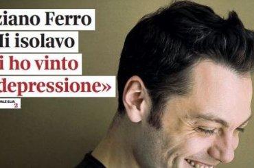 Tiziano Ferro e la depressione, 'senza la musica chissà dove sarei finito'