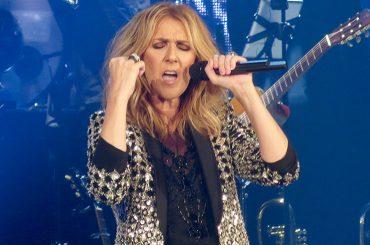 Celine Dion, epico remix 'dal vivo' di My Heart Will Go On – video