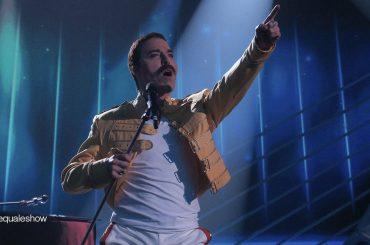 Tale e Quale Show, Federico Angelucci è Freddie Mercury – video