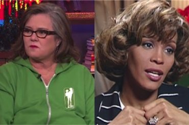 Rosie O'Donnell su Whitney Houston: 'tutti sapevano fosse lesbica' – video