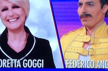Tale e Quale Show, Federico Angelucci sarà LORETTA GOGGI – il video