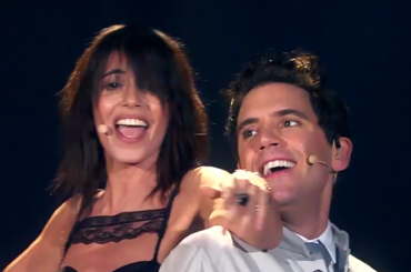 Stasera Casa Mika, Giorgia LIVE con I want to break free  dei QUEEN – il video