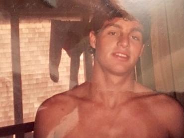 Mark Ruffalo, eccolo 20enne – ma quanto era gnocco, le foto Instagram