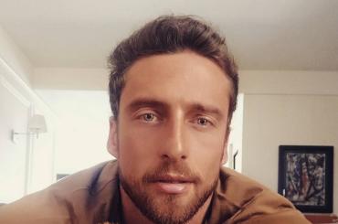 Claudio Marchisio, slip bianchi e chiappe di marmo su Instagram – foto