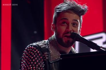 The Voice of Russia, l'italiano Antonio Carozza vola ai live – video