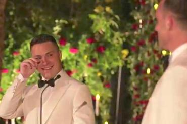 Colton Haynes e Jeff Leatham sposi, l'emozionante video del matrimonio