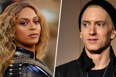 Eminem  ft. Beyoncé, ecco la bomba Walk On Water