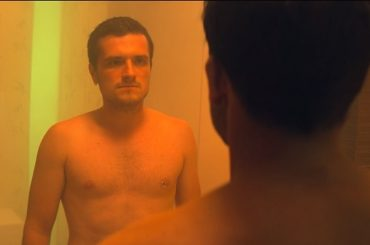 Future Men, Josh Hutcherson tutto nudo nella nuova serie HULU – full frontal in gif