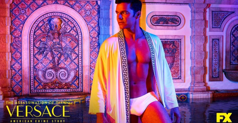 American Crime Story: Versace, nuovo pacco per Ricky Martin