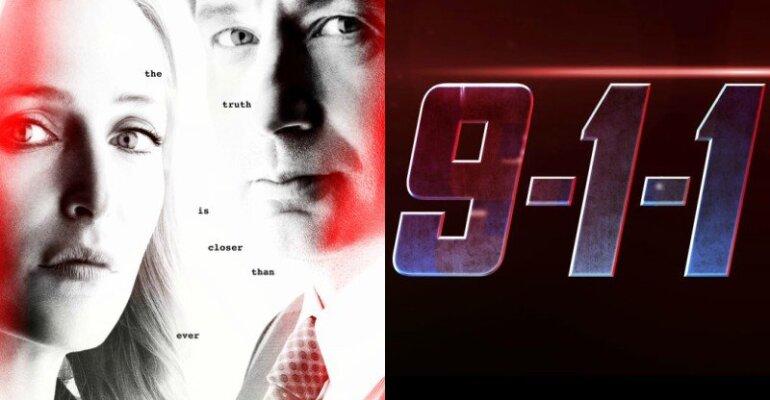 X-Files 11 parte il 3 gennaio e trainerà 9-1-1 di Ryan Murphy, il poster ufficiale