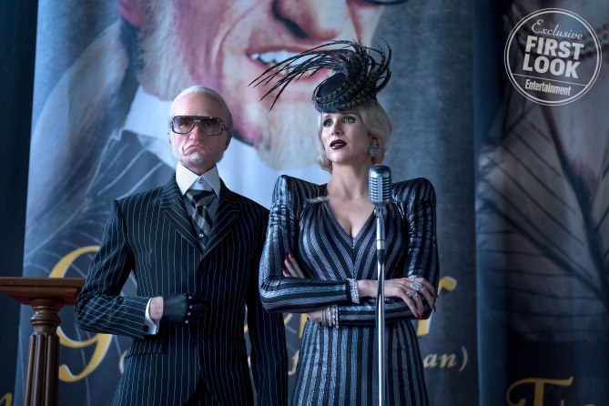A Series Of Unfortunate Events Pictured: Neil Patrick Harris and Lucy Punch