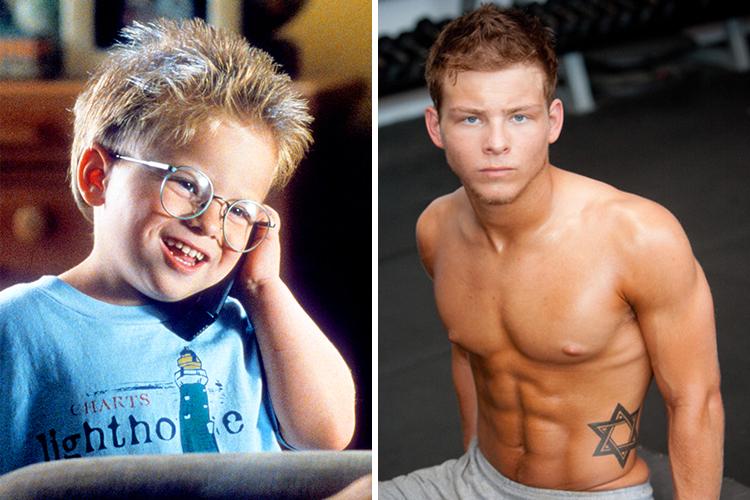 Jonathan Lipnicki, l'ex bimbo prodigio di Jerry Maguire ...