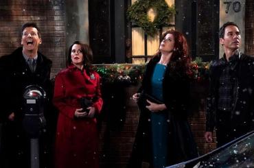 Will and Grace, prima clip ufficiale dallo speciale natalizio