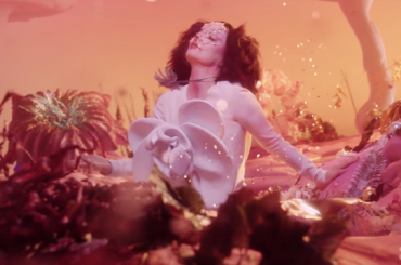 Utopia, il nuovo video di BJORK