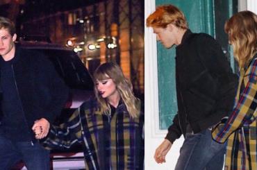 Joe Alwyn, il nuovo fidanzato gnocco di Taylor Swift – le foto