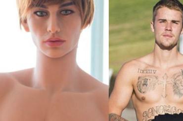Justin Bieber, ecco la bambola a grandezza naturale con cui fare sesso