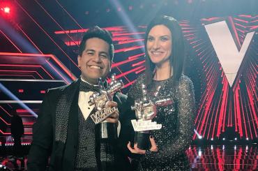 The Voice, Laura Pausini vince l'edizione messicana – foto e video