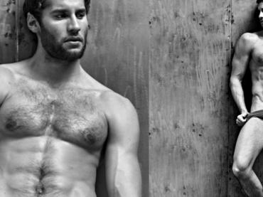 Franco Noriega nudo per Gabriel Jara, le foto dal 2015
