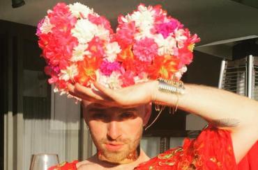 Sam Smith drag queen su Instagram – foto