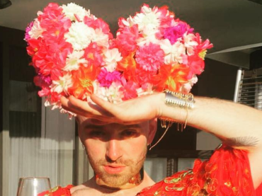 Sam Smith drag queen su Instagram – foto