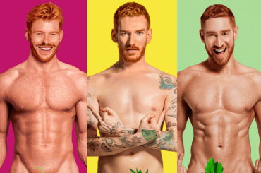 Red Hot C*cks, tutti nudi per il calendario 2018 – foto