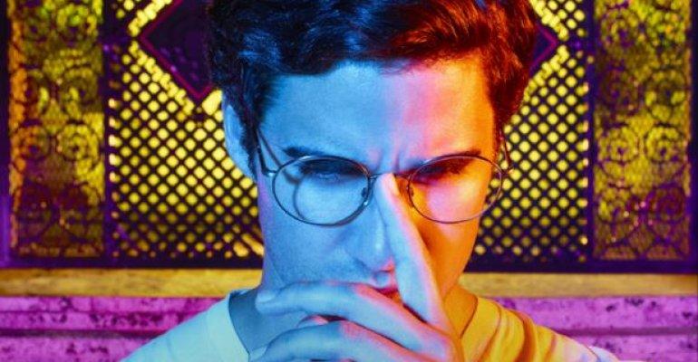 Darren Criss, ancora un nudo da American Crime Story: Versace – la gif