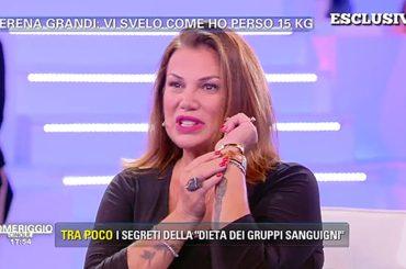 Serena Grandi condannata a due anni per il fallimento del suo ristorante