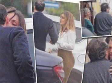 Ambra ha presentato Massimiliano Allegri  ai genitori, nozze in vista?