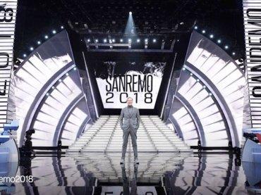 Sanremo 2018, ecco la scenografia – prima foto ufficiale