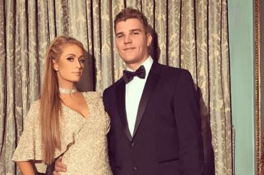 Paris Hilton sposa Chris Zylka