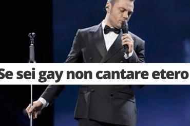 Se sei gay puoi cantare qualsiasi amore, caro Rolling Stone
