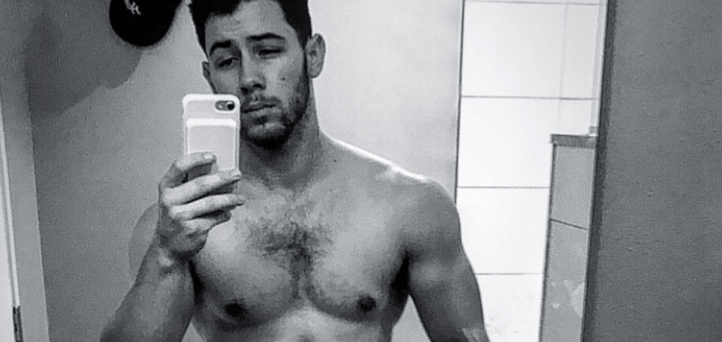 Nick jonas exposed naked — img 8