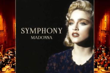 Madonna – Symphony, on line il disco di splendidi remix orchestrali – audio