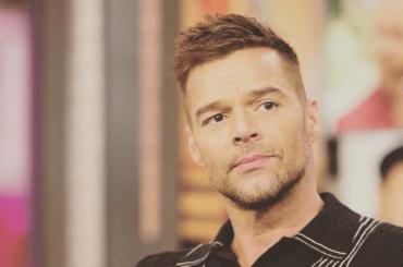 Ricky Martin è un bonazzo Instagram, la foto