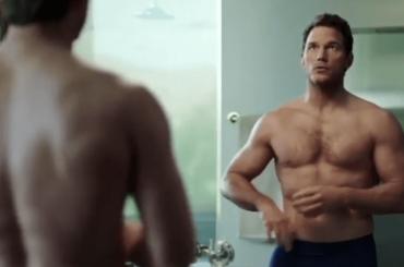 Chris Pratt gnocco per la birra Michelob ULTRA – lo spot del Super Bowl
