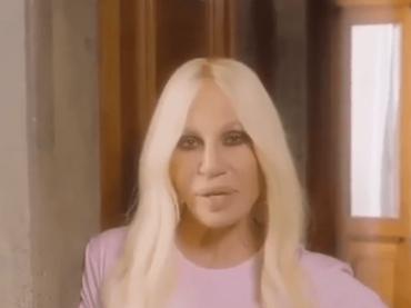 'Versaci is Versace', l'intervista di Donatella Versace a Vogue – video