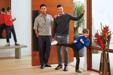 Ricky Martin presenta la propria casa ad Architectural Digest, il video