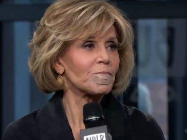 Jane Fonda, rimosso un tumore al labbro