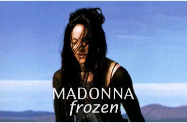 Frozen di Madonna, 20 anni fa Chris Cunningham  girava l'iconico video