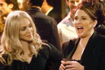 Will and Grace, Sean Hayes ricorda la puntata con Madonna