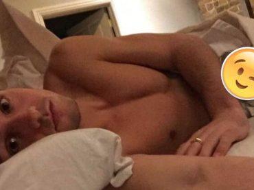Tom Daley eccitato, leakkata la foto XXX