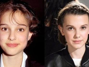 Natalie Portman commenta l'incredibile somiglianza con Millie Bobby Brown