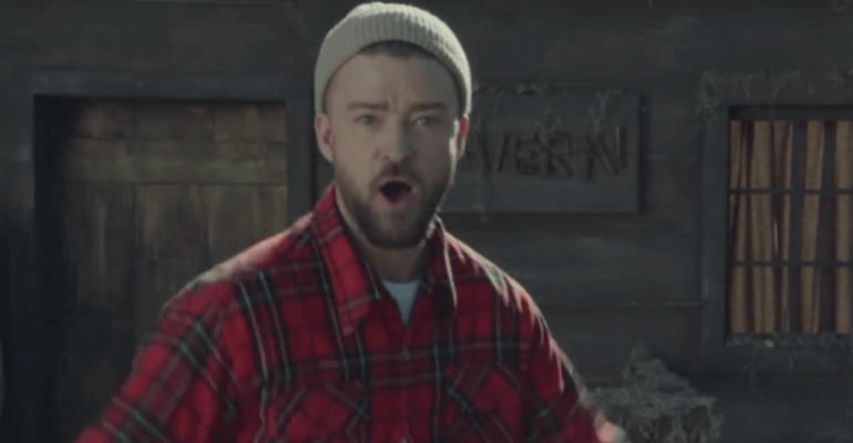 Man of the Woods, il nuovo video di Justin Timberlake