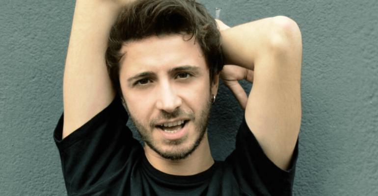 Osvaldo Supino, chiappette social – la foto Instagram