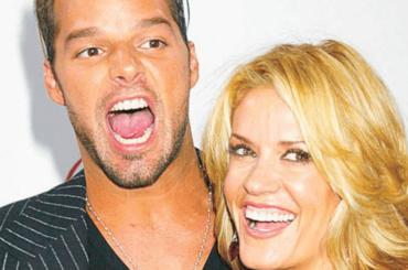 Ricky Martin confessa, 'la mia ex storica sapeva fossi gay'