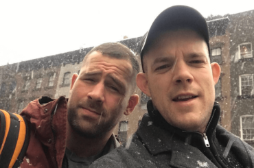 Russell Tovey annuncia, 'sposo Steve Brockman' – le foto