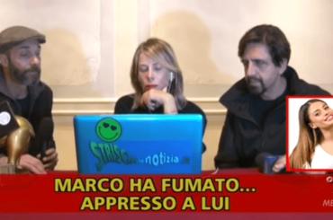 Canna-Gate all'Isola, Chiara Nasti conferma le parole di Eva Henger – l'audio di Striscia e tutte le incongruenze
