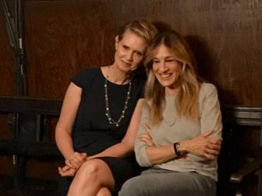 Cynthia Nixon a Sarah Jessica Parker, 'mi manchi amica' – la reunion Instagram
